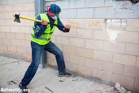 destruir muros