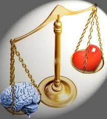 equilibrio entre el corazón y la razón